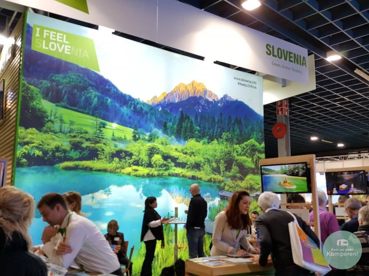 Slovenie Vakantiebeurs