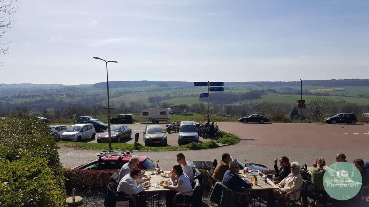 Uitzicht Zuid Limburg Caravantraining