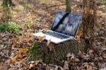 Draadloos internet op de camping laptop mifi roaming