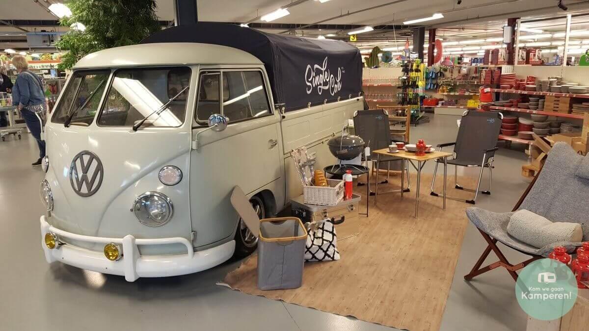 Kampeerwereld Hendriks VW kampeerspullen