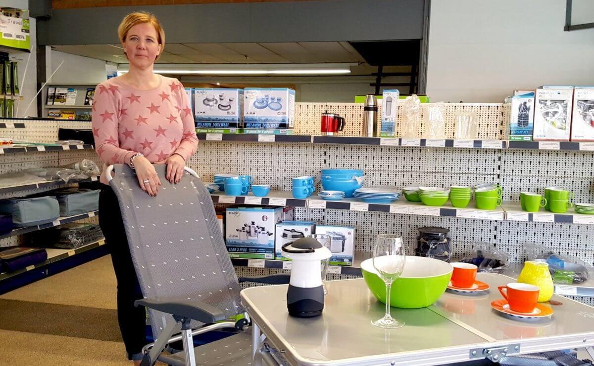 Kampeerwinkel Amersfoort Autobedrijf kruiskamp
