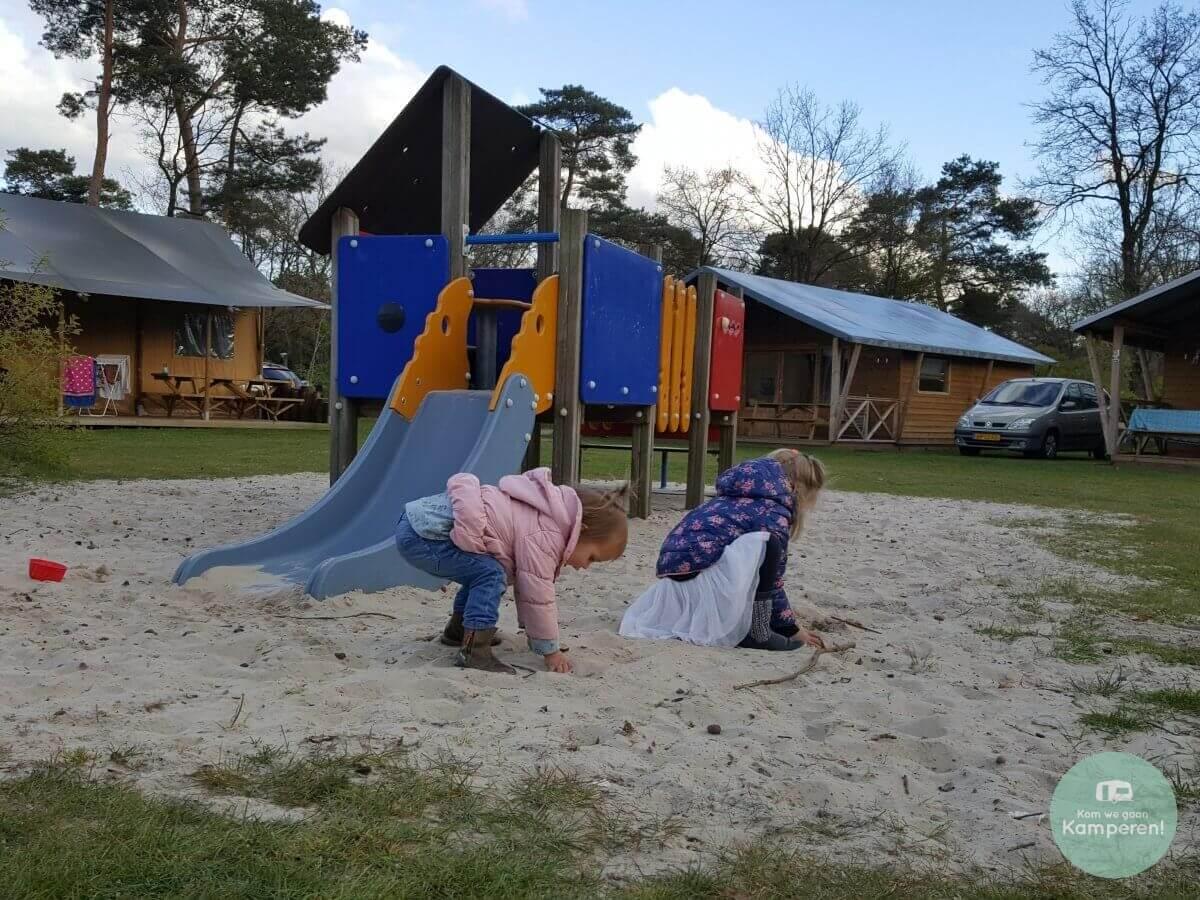 Speeltuintjes Zandstuve Camping Glamping