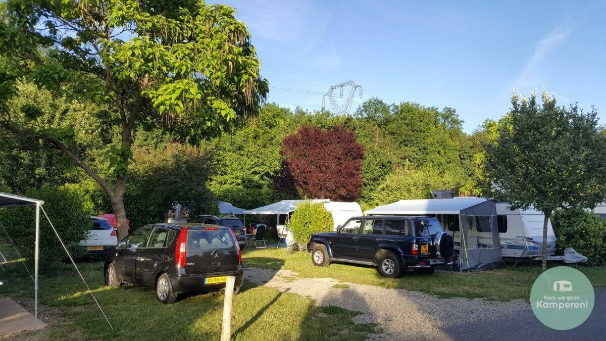 Camping ClairVacances Elzas Komwegaankamperen