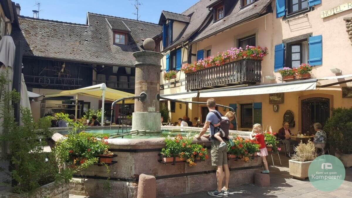 Riquewihr Elzas alsace Eguisheim