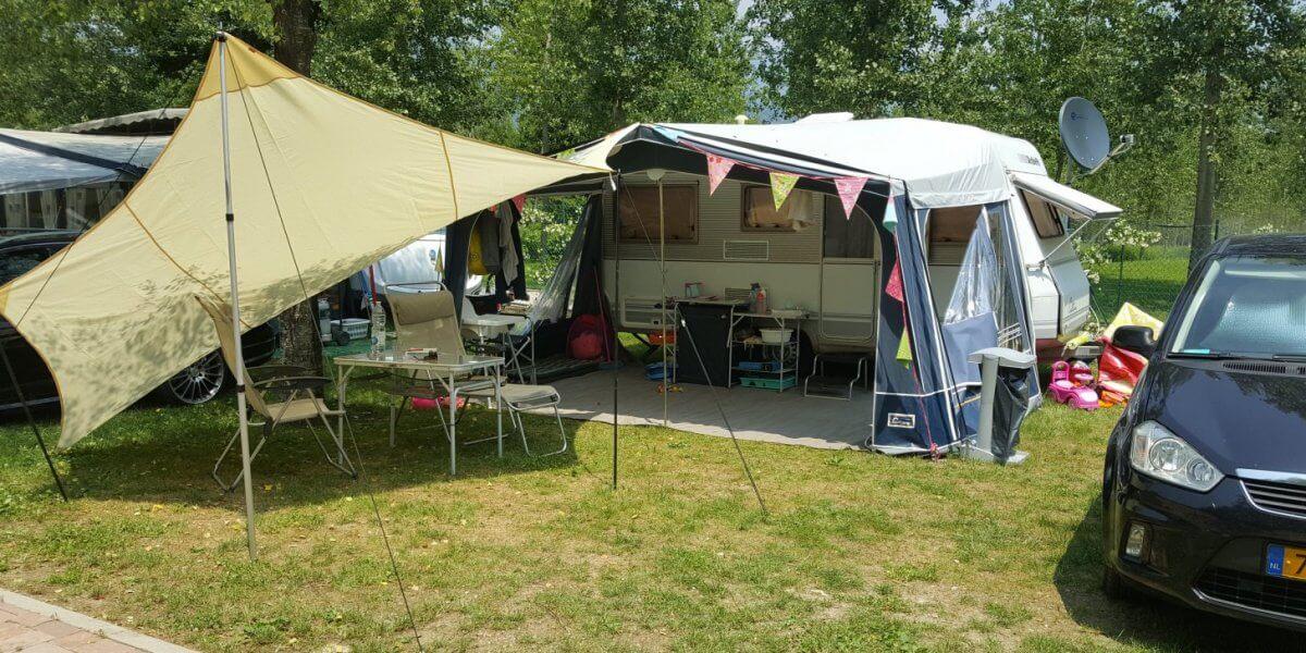 Tent Camping Conca d Oro