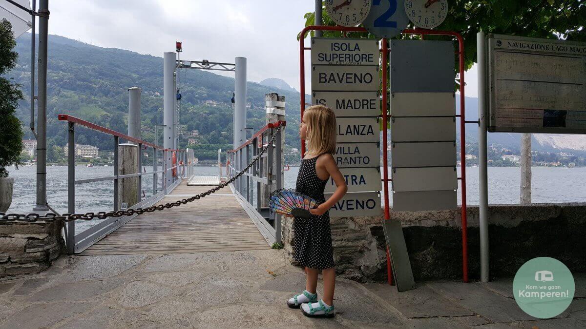 Isola Bella boot ferry